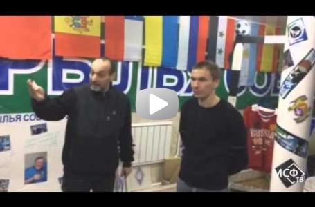 Сергей Виноградов о футболе в Самаре